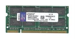 Оперативная память Kingston DDR2, PC2-6400, 2GB, 800MHZ, KVR800D2S6/2G