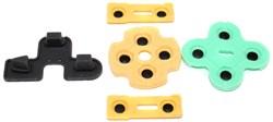 Контактные резинки (кнопки) для джойстика PS2 (PlayStation 2)