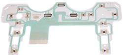 Контактная подложка (плёнка) для ремонта джойстика PS2 PlayStation 2