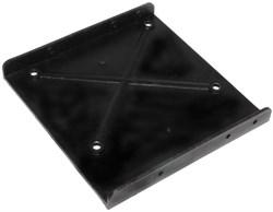 """Крепление (кронштейн, салазки) для SSD / HDD 2.5"""" в отсек 3.5"""", пластик, Steel HDA-1"""