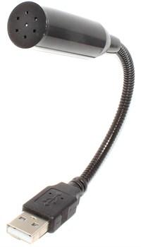 Микрофон USB (на гибкой ножке, в клавиатуру или для ноутбука)