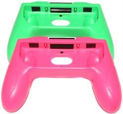 Корпус (держатель, чехол) для джойстика Joy-Con Nintendo Switch, 2 штуки