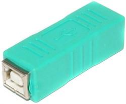 """Переходник (адаптер) USB B (BF) """"мама"""" - USB B (BF) """"мама"""""""