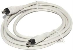 Кабель IEEE 1394 4p (FireWire 4 pin) - IEEE 1394 4p (FireWire 4 pin), 1.8 м
