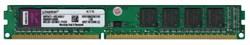 Оперативная память Kingston DDR3, PC3-8500, 1066MHz, 4GB, KVR1066D3N7/4G
