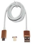 Кабель магнитный для зарядки и передачи данных USB - Micro USB