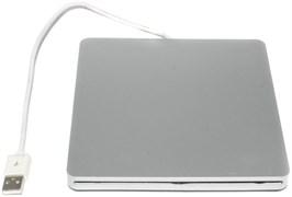 Корпус USB 2.0 для SATA CD / DVD / Blu-Ray привода с щелевой загрузкой
