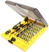 Набор отверток JACKLY JK-6089-A [45-in-1], для ноутбуков, телефонов, IPhone, IPad и т.д.
